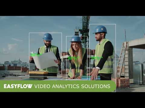Vest, Helmet and other PPE detection for safer workplace - EASYFLOW