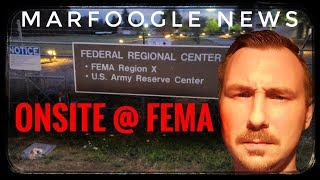 "FEMA EMPLOYEE TELLS US TO ""PREPARE FOR MONTHS"" (LIVE STREAM FROM REGION 10)"