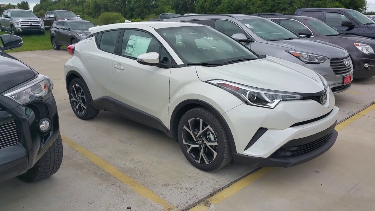 Lake Charles Toyota >> Lake Charles Toyota 2018 C Hr Our First Look