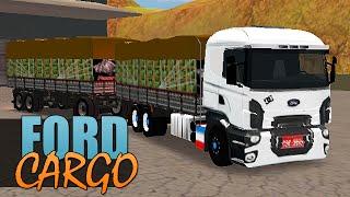 Grand Truck Simulator - FORD CARGO E CARGA DE MELANCIA