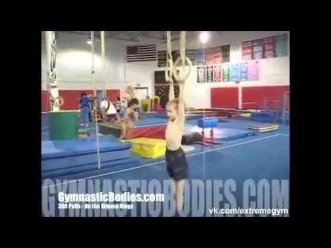36 упражнений базового уровня спортивной гимнастики [Комплексы упражнений]