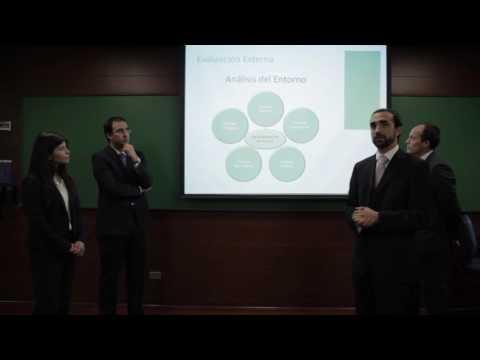 Sustentación de Tesis Modelo – MBA Global VIII