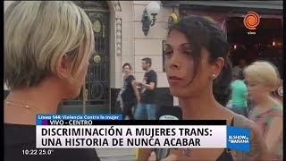 Discriminación a personas trans