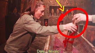 CASI MUERO ACÁ ADENTRO!! | Tomb Raider