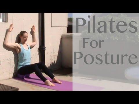 Pilates Class for Posture