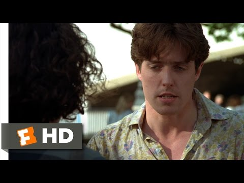 Four Weddings and a Funeral (9/12) Movie CLIP - I Think I Love You (1994) HD Mp3
