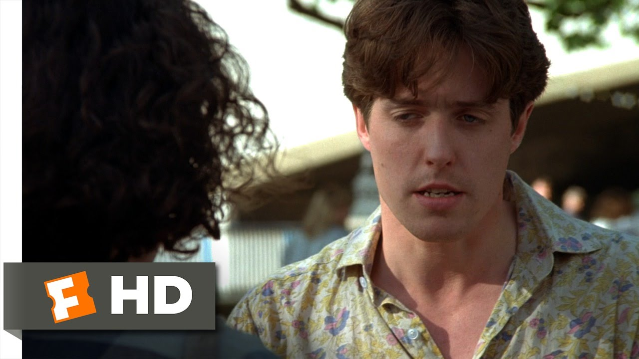 Four Weddings And A Funeral 9 12 Movie CLIP