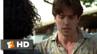 Four Weddings and a Funeral 912 Movie CLIP - I Think I Love You 1994 HD