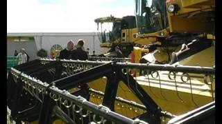 Raitech - prezentacja firmy, maszyny rolnicze new holland