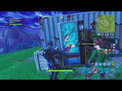 *NEW* VENDING MACHINE LOCATIONS! (Fortnite Battle Royale)