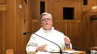 Sermon, Easter Vigil, April 3, 2021