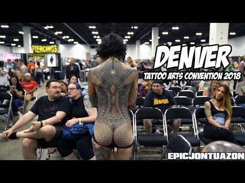 Denver Tattoo Arts Convention 2018 | Villain Arts