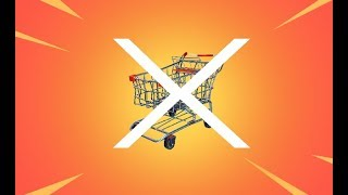 CART OF THE TAKE OF THE GAME TO A BUG ! FORTNITE ITA