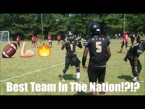 Clinton South Carolina Vlog CRTGB 12u(The Best Travel League Football Team In The Nation!!)
