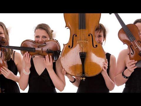 String Quartet For Hire | The Rosettes (Palladio - Karl Jenkins)
