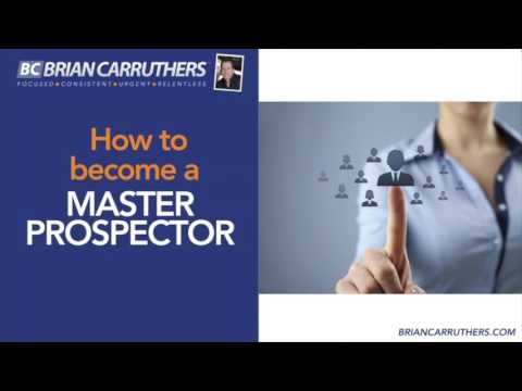 16.10 Brian Carruthers; How to Become a Top Recruiter & Team Builder Trailer