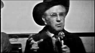 "Western Film Panel ""Doc"" Tommy Scott, Pee Wee King, Cal Shrum Lakeland 1983"