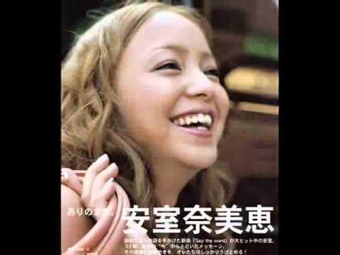 Namie Amuro Happy 37th Birthday 安室 奈美恵