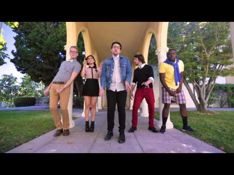 [Official Video] Cant Hold Us - Pentatonix (Macklemore & Ryan Lewis cover)