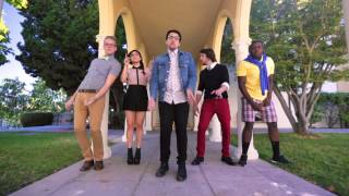 official video cant hold us pentatonix macklemore ryan lewis cover