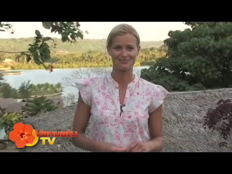Kava's calming effect in Vanuatu