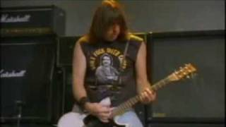The Ramones - I Wanna Be Sedated (Last Show)