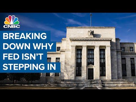 Fed won't step