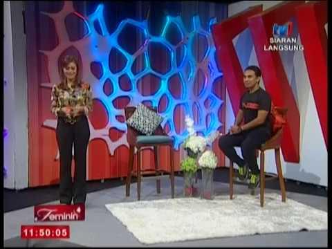 Shahfazreen di  Feminin RTM 1