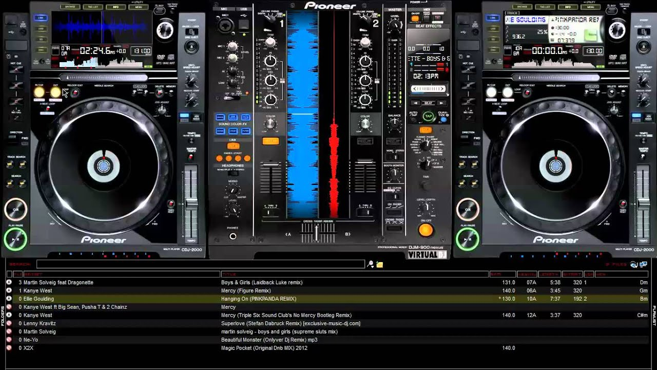 pioneer cdj 2000 djm 900 nexus youtube. Black Bedroom Furniture Sets. Home Design Ideas
