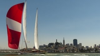 34th America's Cup: Superyacht Regatta, 9 Sep 2013