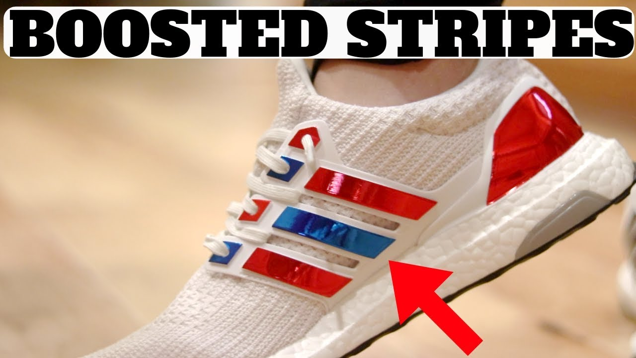 f5dd7bfd3 A MUST TRY For Your adidas ULTRA BOOST! (Boosted Stripes Part 3 ...