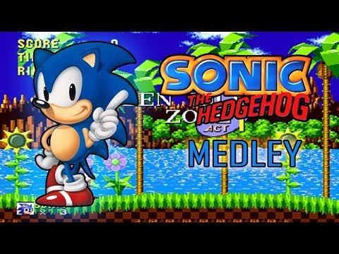 Download Sonic the Hedgehog (1991) 25th Anniversary Medley