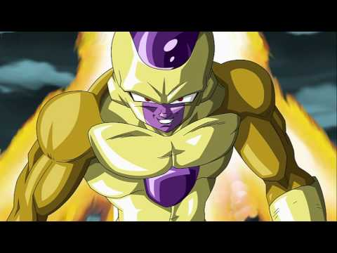 Dragon ball super OST capitulo 94 Golden Freezer