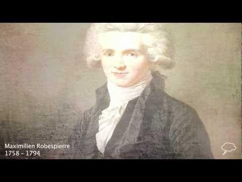 Maximillien Robespierre Biography