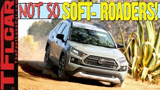 Here Are the Best Top 10 Soft-Roaders That Are Not Subarus!