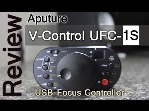 Aputure V-Control UFC-1S Review