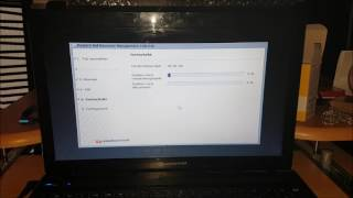 packard bell P5WS6 recovery format