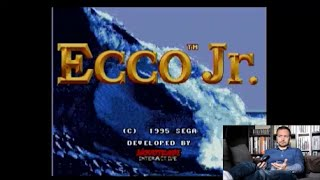 Blind Review: Ecco Jr.