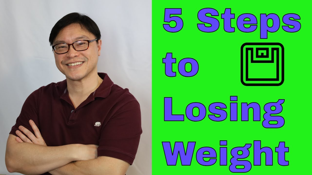 Weight Loss Solution (Step by step)   Jason Fung