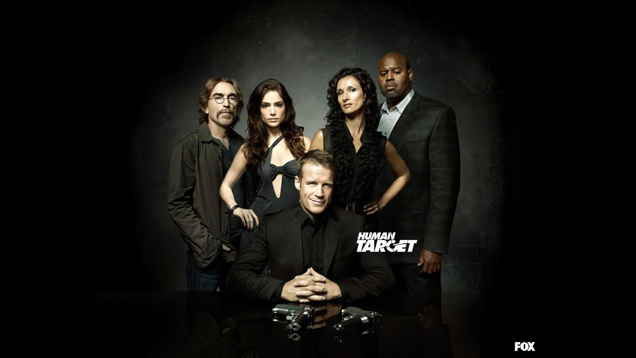 Download Human Target (2010 TV) Guerrero Punches The Hot Girl