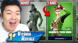 THIS SKIN CAME BACK AFTER ALMOST 1 YEAR!! * Long time!! * | FORTNITE