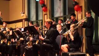 Batavia High School 2015 Jazz Ensemble - Summertime