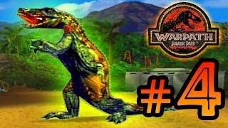 Suchomimus || Warpath Jurassic Park (PS1) Ep 4  [ Jurassic Park Month ]