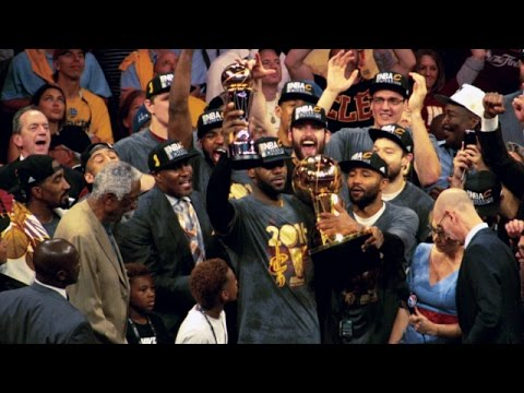 2016 NBA Champions: Cleveland Cavaliers (Trailer)