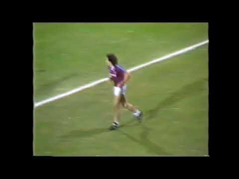 West Ham United V Manchester United, 05 March 1986