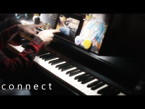 ClariS  Connect 「コネクト」Madoka Magica OP Guitar Play Along with rurouni1928!