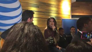 Becky G - You Love It (Acoustic) in Chicago