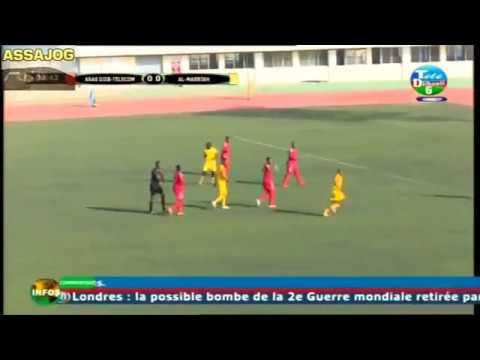 Djibouti:  ASAS/DJIBTELECOM  & AL MERRIKH   La coupe arabe des clubs  20/1/2017