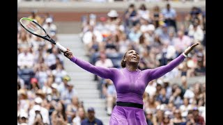 Serena Williams vs Karolina Muchova | US Open 2019 R3 Highlights