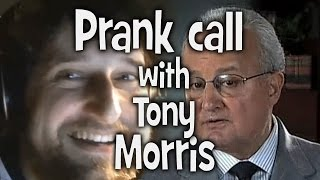 prank call with tony morris member of the governing body cedars vlog no 69